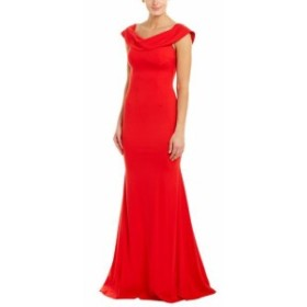 Red  ファッション ドレス Celo Gown S Red
