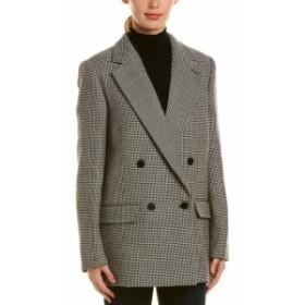 Stella McCartney ステラマッカートニー ファッション フォーマル Stella Mccartney Double-Breasted Wool Coat