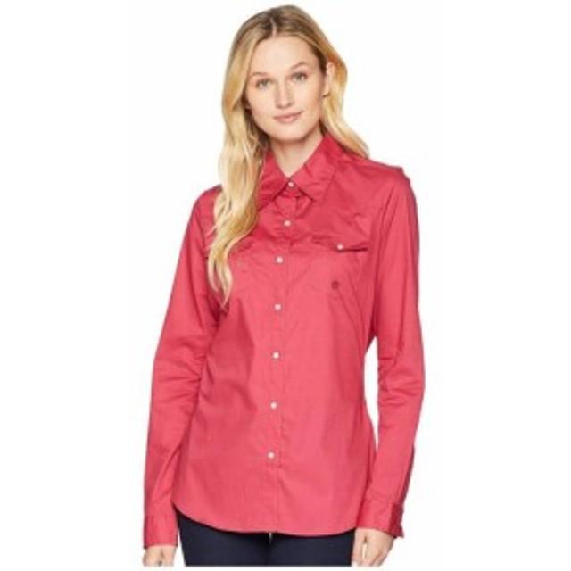 Roper ローパー 服 一般 1691 Solid Poplin - Red