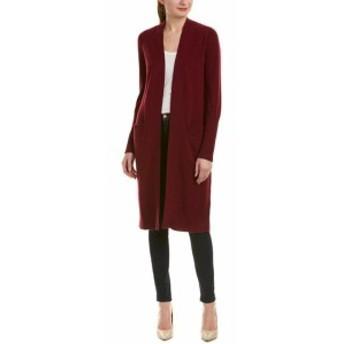 ファッション トップス Lockhart Cashmere Ribbed Cashmere Duster S Pink