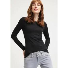 Zalando Essentials レディースその他 Zalando Essentials Long sleeved top - black bl