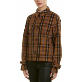 Derek Lam デレクラム ファッション フォーマル Derek Lam 10 Crosby Plaid Jacket