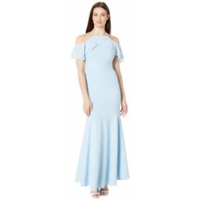 Laundry by Shelli Segal ランドリーバイ シェリーシーガル ドレス 一般 Long Chiffon Gown
