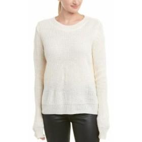 BB Dakota BB ダコタ ファッション トップス Bb Dakota Jack By Know Thy Self Sweater L/8 White