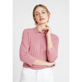 Marc OPolo レディースその他 Marc OPolo BLOUSE PLACKET COLLAR - Long sleeved top - red red