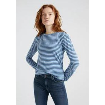 DRYKORN レディースその他 DRYKORN LEALIA - Long sleeved top - blau blau