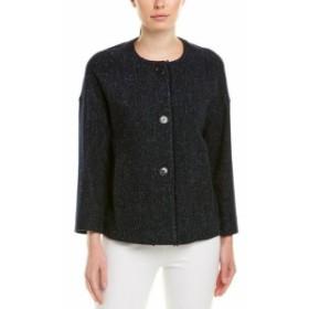 ESCADA エスカーダ ファッション 衣類 Escada Wool & Cashmere-Blend Jacket