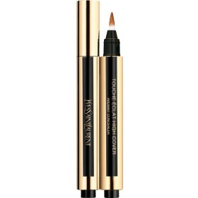 [Yves Saint Laurent] 7 2.5ミリリットルイヴ・サンローランのトウシュエクラ高いカバー放射コンシーラーペン - コーヒー - Yves Saint Laurent Touche Eclat High Cover Radiant Concealer Pen 2.5ml 7 - Coffee [並行輸入品]