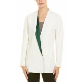 Akris アクリス ファッション 衣類 Akris Linen-Blend Silk-Lined Jacket