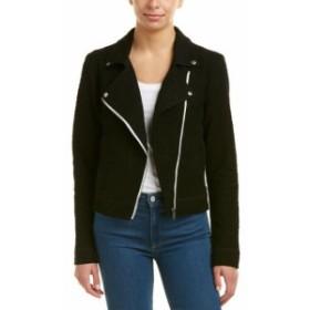 Lilla P  ファッション 衣類 Lilla P Moto Jacket M Black