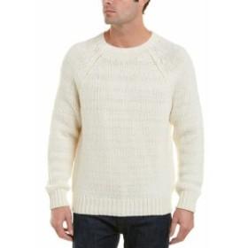 Vince ヴィンス ファッション トップス Vince Wool-Blend Crewneck Sweater