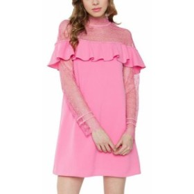 Ruffle  ファッション ドレス Sugarlips Got A Love Ruffle Lace Dress Xs