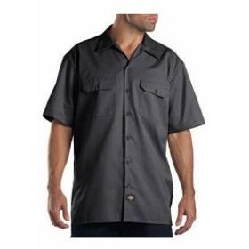Dickies ディッキーズ ファッション アウター Dickies Mens  Short Sleeve Work Shirt