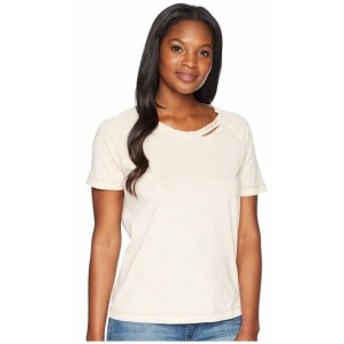 Lucky Brand ラッキーブランド 服 一般 Embroidered Lucky You Destructed Tee
