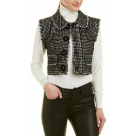Dolce & Gabbana ドルチェアンドガッバーナ ファッション 衣類 Dolce & Gabbana Wool Silk & Alpaca-Blend Vest 42