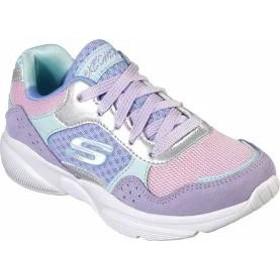 Skechers キッズスニーカー Skechers Meridian Charted Sneaker Lavende