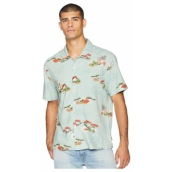 Brixton ブリクストン 服 一般 Lovitz Short Sleeve Woven Shirt
