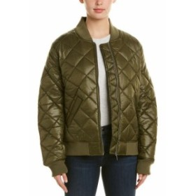 French Connection フレンチコネクション ファッション 衣類 French Connection Quilted Bomber Jacket Xl