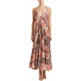 Raga  ファッション ドレス Raga Halter Midi Dress