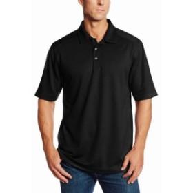 Cutter & Buck カッターアンドバック ファッション アウター Cutter & Buck Mens Shirt Solid Black Size Big 3X DryTec Polo Rugby