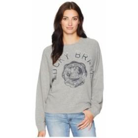 Lucky Brand ラッキーブランド 服 一般 Lucky Varsity Pullover Sweatshirt