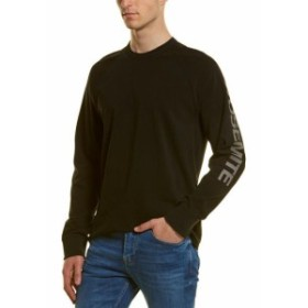 James Perse ジェームズパース ファッション トップス James Perse Y/Osemite Pullover 3 Black