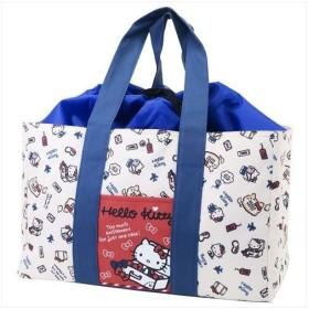 ハローキティ 保冷 ショッピング エコバッグ 保冷 レジかごバッグ トラベル サンリオ ジェイズプランニング 40×26×26cm お買い物かばん