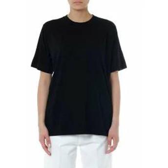 Golden Goose レディースその他 Golden Goose Black Cotton Oversize T Shirt Black
