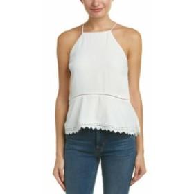 ファッション 衣類 Talulah Vivian Halter Top M White