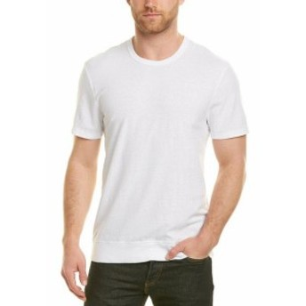 James Perse ジェームズパース ファッション トップス James Perse T-Shirt 4 White