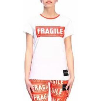 Calvin Klein レディースその他 Calvin Klein Performance T-shirt T-shirt Women Performance Whi