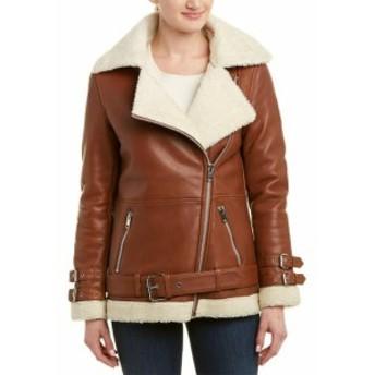 BAKER  ファッション 衣類 Walter Baker Bria Leather Jacket
