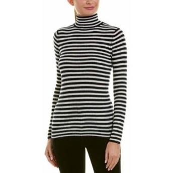 Vince ヴィンス ファッション ドレス Vince Skinny Rib Cashmere Sweater M Blue