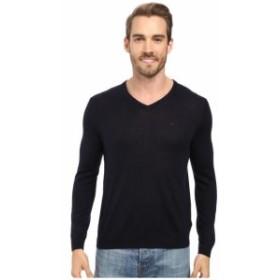 Calvin Klein カルバンクライン 服 スウェット Solid Merino V-Neck Sweater