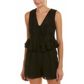 BCBGeneration BCBG ジェネレーション ファッション 衣類 Bcbgeneration Eyelet Top S Black
