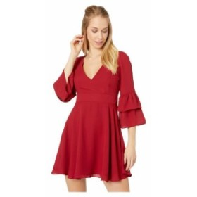 BB Dakota ビービーダコタ ドレス 一般 Always Classy Ruffle Sleeve Dress