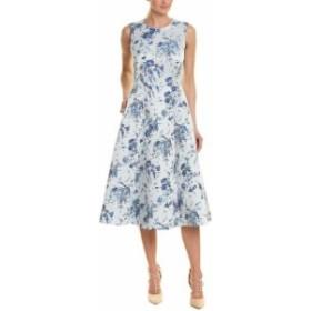 Adam Lippes アダム リッペス ファッション ドレス Adam Lippes Jacquard Silk-Blend A-Line Dress 6