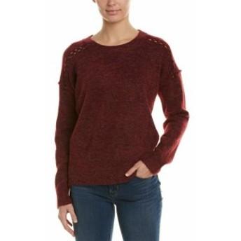 ファッション トップス Heartloom Lacing Sweater S