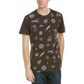 Chaser チェイサー ファッション トップス Chaser Siempre Justice T-Shirt S Black