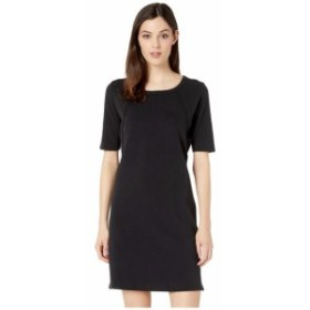 Mod-o-doc モドオードック ドレス 一般 Cotton Interlock T-Shirt Dress with Side Zip and Hand Stitch