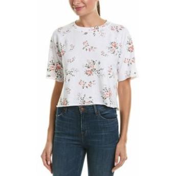 Monrow モンロー ファッション 衣類 Monrow Cropped Sweatshirt
