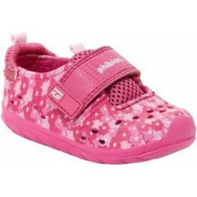 Stride Rite キッズスニーカー Stride Rite M2P Phibian Sneaker Pink F