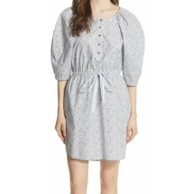 Rebecca Taylor レベッカテイラー ファッション ドレス La Vie Rebecca Taylor NEW Blue Womens Size Small S Sheath Floral Dress