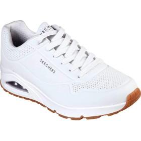 [スケッチャーズ] シューズ スニーカー Uno Stand On Air Sneaker White メンズ [並行輸入品]