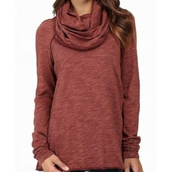Free People フリーピープル ファッション トップス Free People Womens Red Size Small S Pullover Knit Cowl Neck Sweater