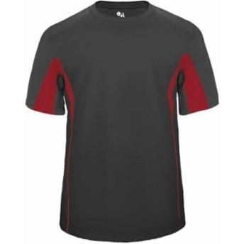 drive ドライブ スポーツ用品 ベースボール Badger Mens Drive Short Sleeve T-Shirt