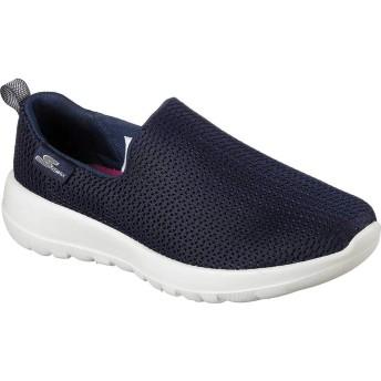 [スケッチャーズ] シューズ スニーカー GOwalk Joy Slip-On Shoe Navy/White レディース [並行輸入品]