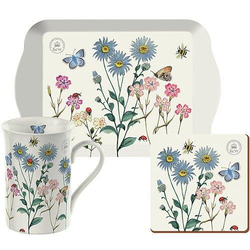 《CreativeTops》Kew馬克杯午茶3件組(花園瓢蟲350ml)