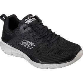 [スケッチャーズ] シューズ スニーカー Relaxed Fit Equalizer 3.0 Sneaker Black/Gray メンズ [並行輸入品]