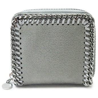 ステラマッカートニー 折財布 レディース 財布  ファラベラ シャギーディア ライトグレー  581236 W9132 1220